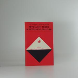 náhled knihy - Revoluční teorie a revoluční politika