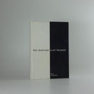 náhled knihy - Pan Andrtejkr a sir Verymač