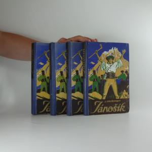 náhled knihy - Jánošík, díl I-IV