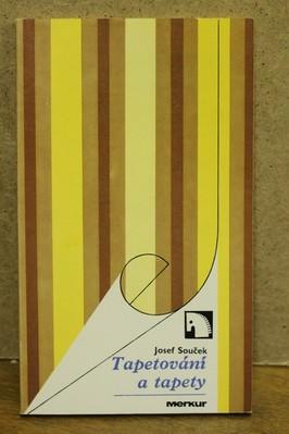 náhled knihy - Tapetování a tapety