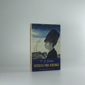 náhled knihy - Svítilna pro Jeremku