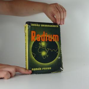 náhled knihy - Radium : román prvku