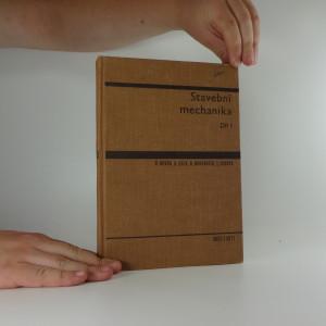 náhled knihy - Stavební mechanika, díl I