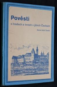 náhled knihy - Pověsti o hradech a tvrzích v jižních Čechách