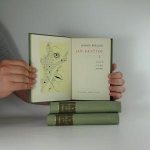 náhled knihy - Jan Kryštof, díl I-III