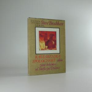 náhled knihy - Kaviarenská spoločnosť alebo život bohémov od Swifta po Dylana