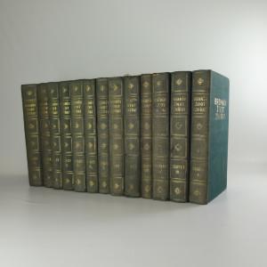 náhled knihy - Brehmův život zvířat. Plazi. Ryby. Ptáci (I.-VII.). Ssavci (I., III., IV., VII.) (celkem 13 svazků)