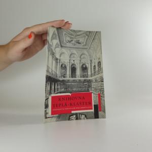 náhled knihy - Knihovna Teplá - Klášter