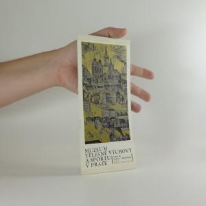 náhled knihy - Muzeum tělesné výchovy a sportu v Praze
