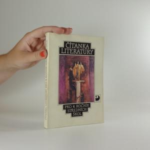 náhled knihy - Čítanka literatury pro čtvrtý ročník středních škol