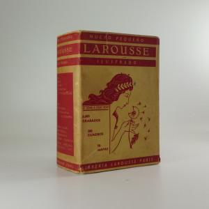 náhled knihy - Nuevo Pequeño Larousse ilustrado