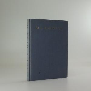 náhled knihy - Marnosti : 1895-1901