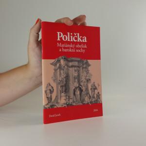 náhled knihy - Polička : mariánský obelisk a barokní sochy