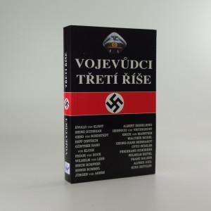 náhled knihy - Vojevůdci třetí říše