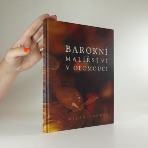 náhled knihy - Barokní malířství v Olomouci