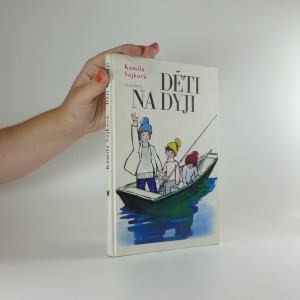 náhled knihy - Děti na Dyji