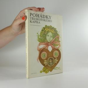 náhled knihy - Pohádky třeboňského kapra