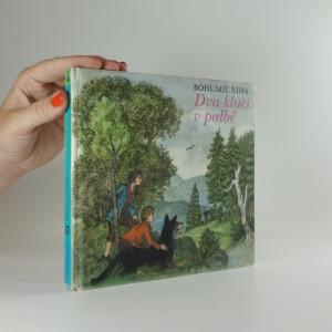 náhled knihy - Dva kluci v palbě