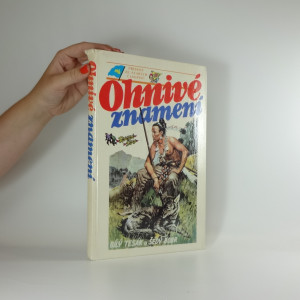 náhled knihy - Ohnivé znamení : příběhy ze starých časopisů