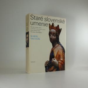 náhled knihy - Staré slovenské umenie : Slovenská národná galéria