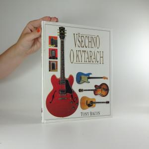 náhled knihy - Všechno o kytarách