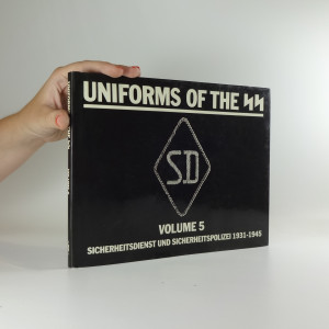 náhled knihy - Uniforms of the SS. Volume 5
