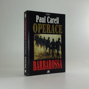 náhled knihy - Operace Barbarossa