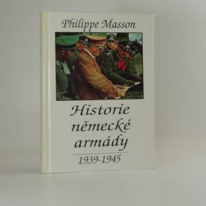 náhled knihy - Historie německé armády : 1939-1945