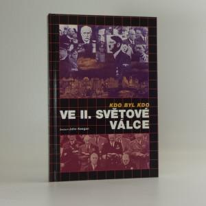náhled knihy - Kdo byl kdo ve druhé světové válce