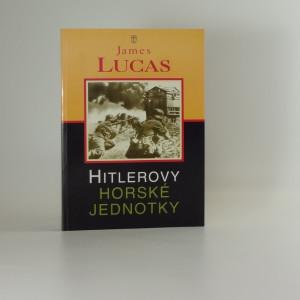 náhled knihy - Hitlerovy horské jednotky
