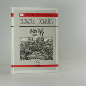 náhled knihy - Olomouc - Domašov 1758