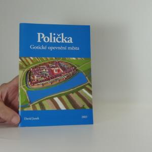 náhled knihy - Polička - gotické opevnění města