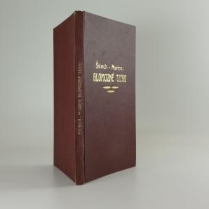 náhled knihy - Hlomozné ticho a jiné příběhy - obálka Josef Čapek