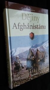 náhled knihy - Dějiny Afghánistánu