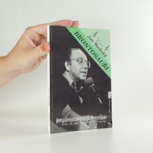 náhled knihy - Brontosauři