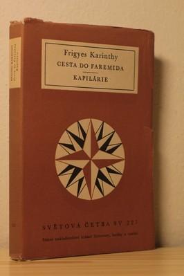 náhled knihy - Cesta do Faremida : Kapilárie