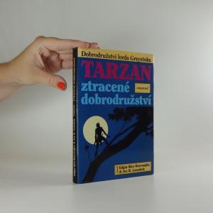 náhled knihy - Tarzan : ztracené dobrodružství