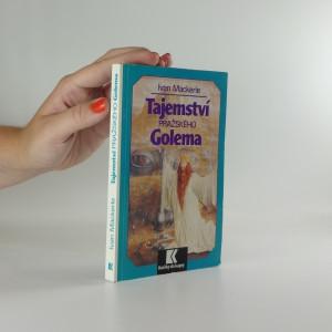 náhled knihy - Tajemství pražského Golema