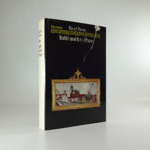 náhled knihy - Italští umělci v Praze : renesance, manýrismus, baroko