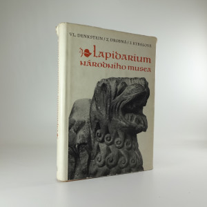 náhled knihy - Lapidarium Národního musea : sbírka české architektonické plastiky 11. až 19. století