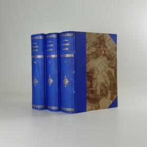 náhled knihy - Chodské rebelie : historický román o třech dílech (3 svazky)