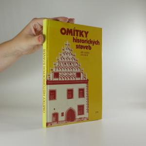náhled knihy - Omítky historických staveb