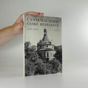 náhled knihy - Centrální stavby české renesance