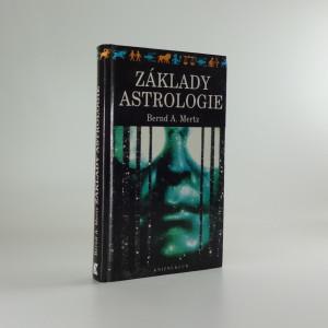 náhled knihy - Základy astrologie : osobnost, životní plán, partnerské vztahy, budoucnost