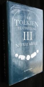 náhled knihy - Pán prstenů, návrat krále