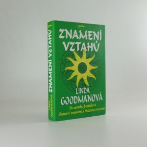 náhled knihy - Znamení vztahů
