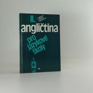 náhled knihy - Angličtina pro jazykové školy II.