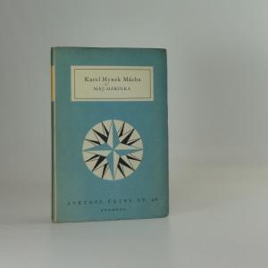náhled knihy - Máj Marinka