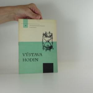 náhled knihy - Výstava hodin