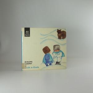 náhled knihy - Čuk a Gek